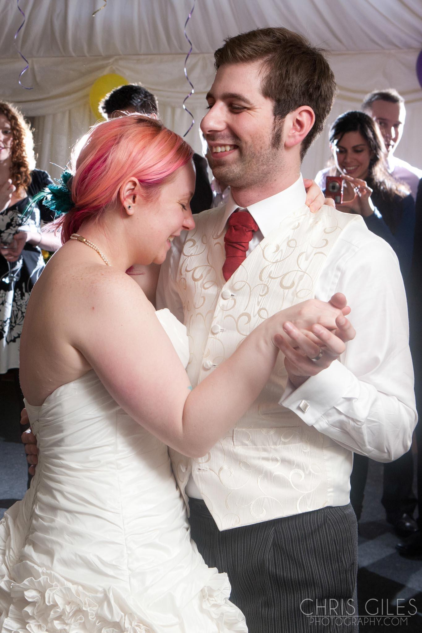 A Slightly Unorthodox Greek Orthodox Wedding