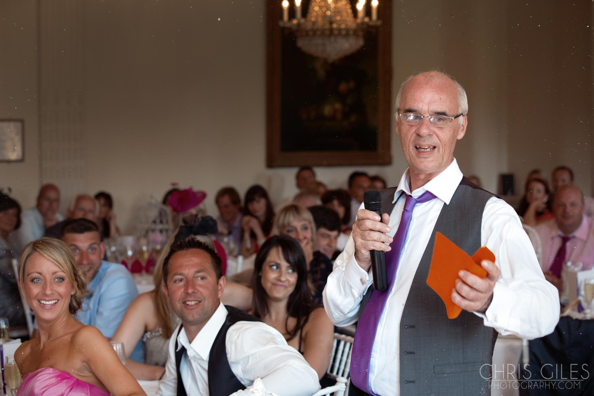 Buxted Park Outdoor Wedding