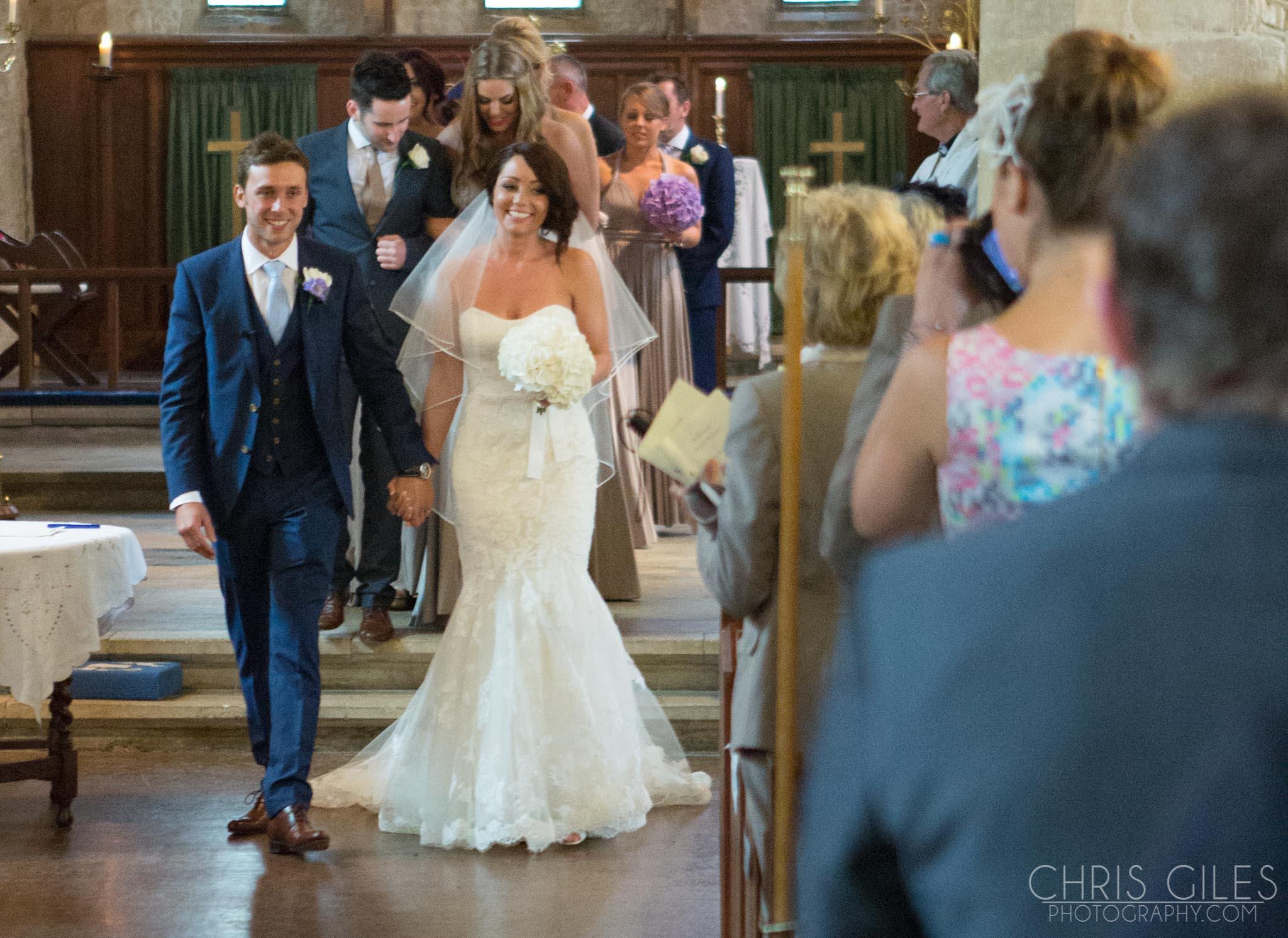 Notley Abbey Wedding