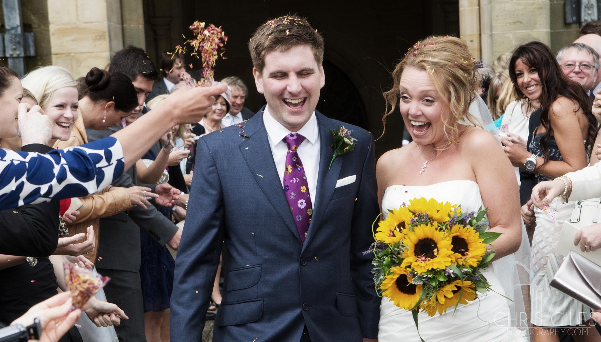 Lancing College Chapel Wedding