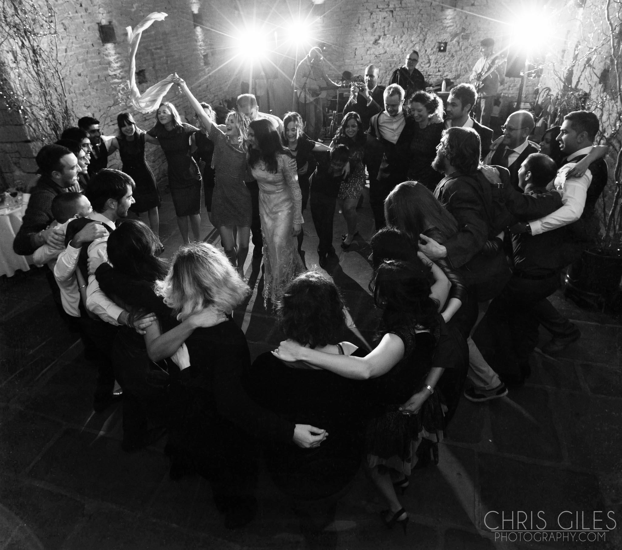 Cripps Barn Weddings In The Winter