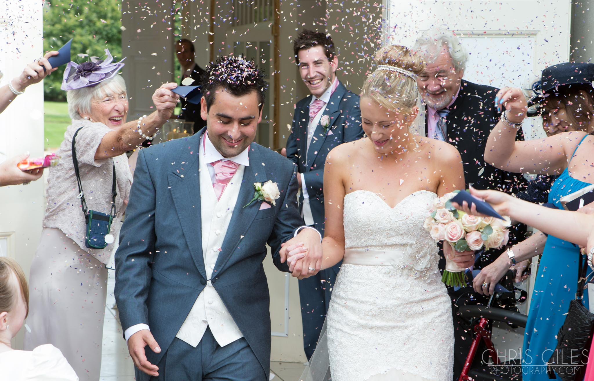 Northbrook Park Wedding Autumn