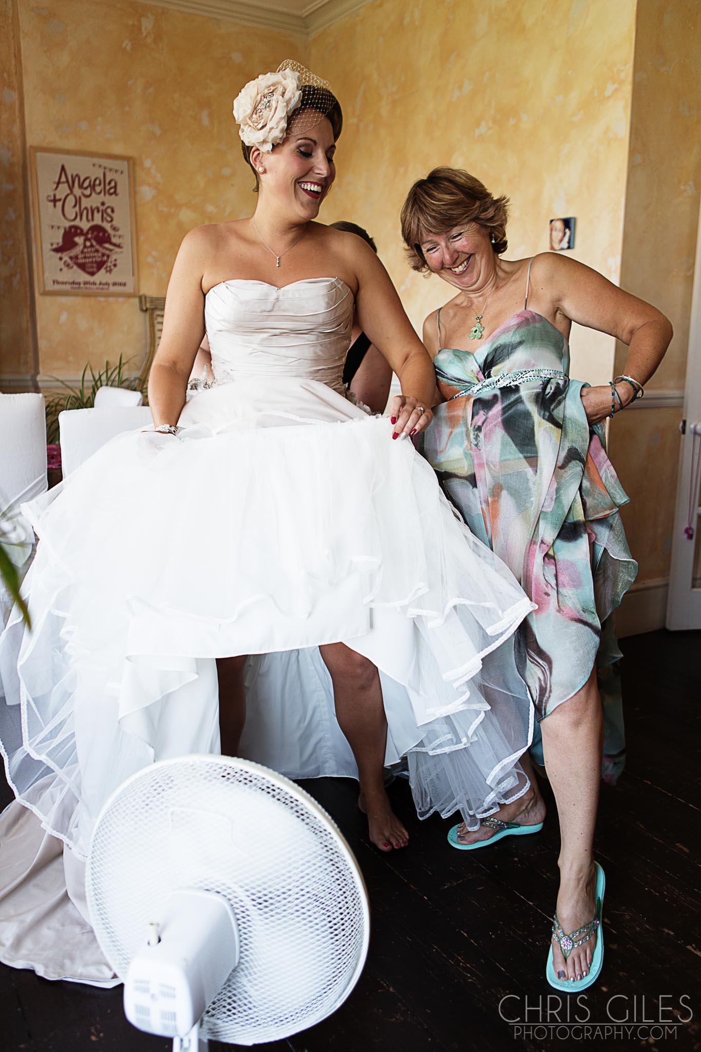 Stanmer House Wedding