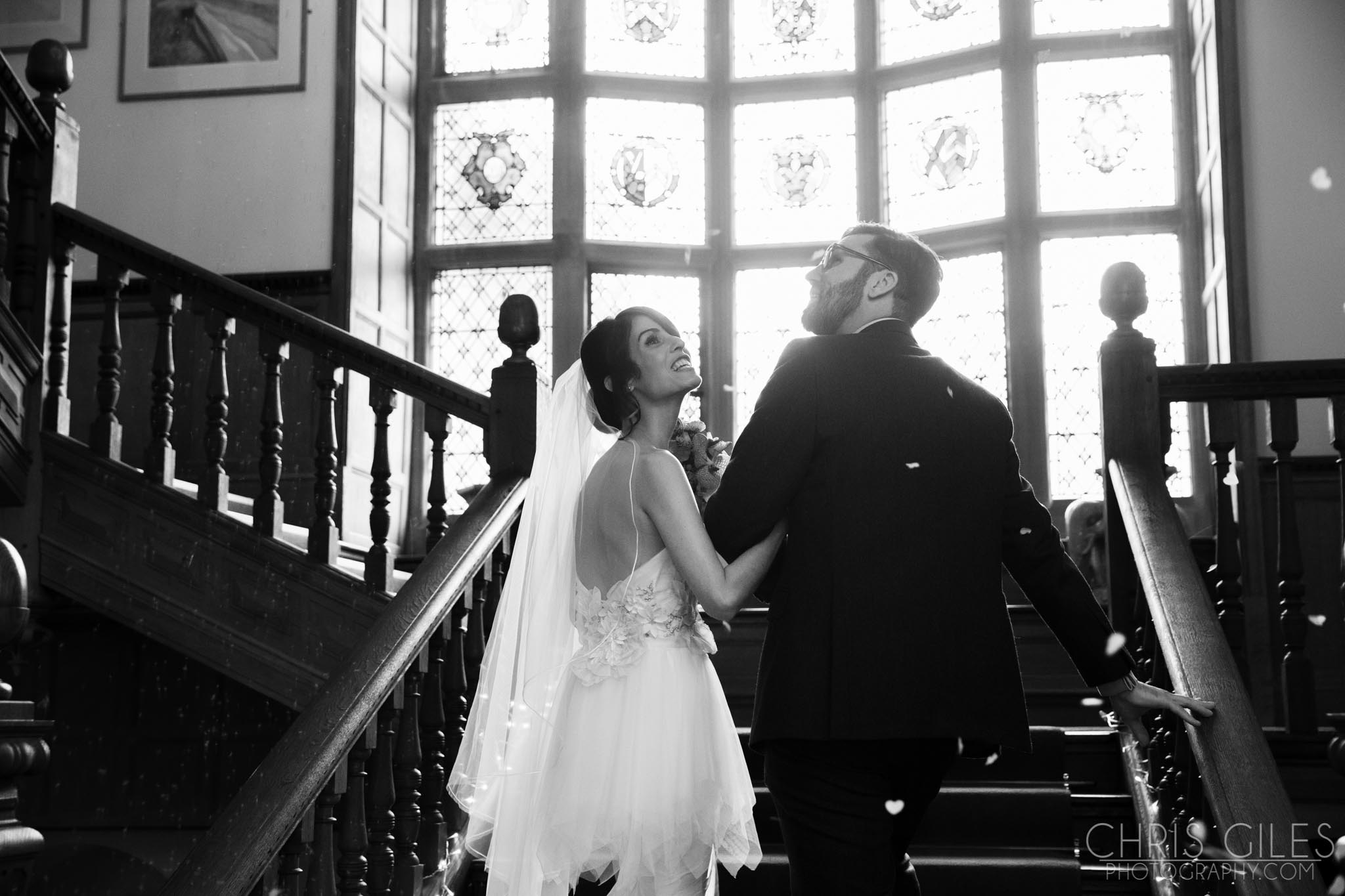 Clarice House Wedding