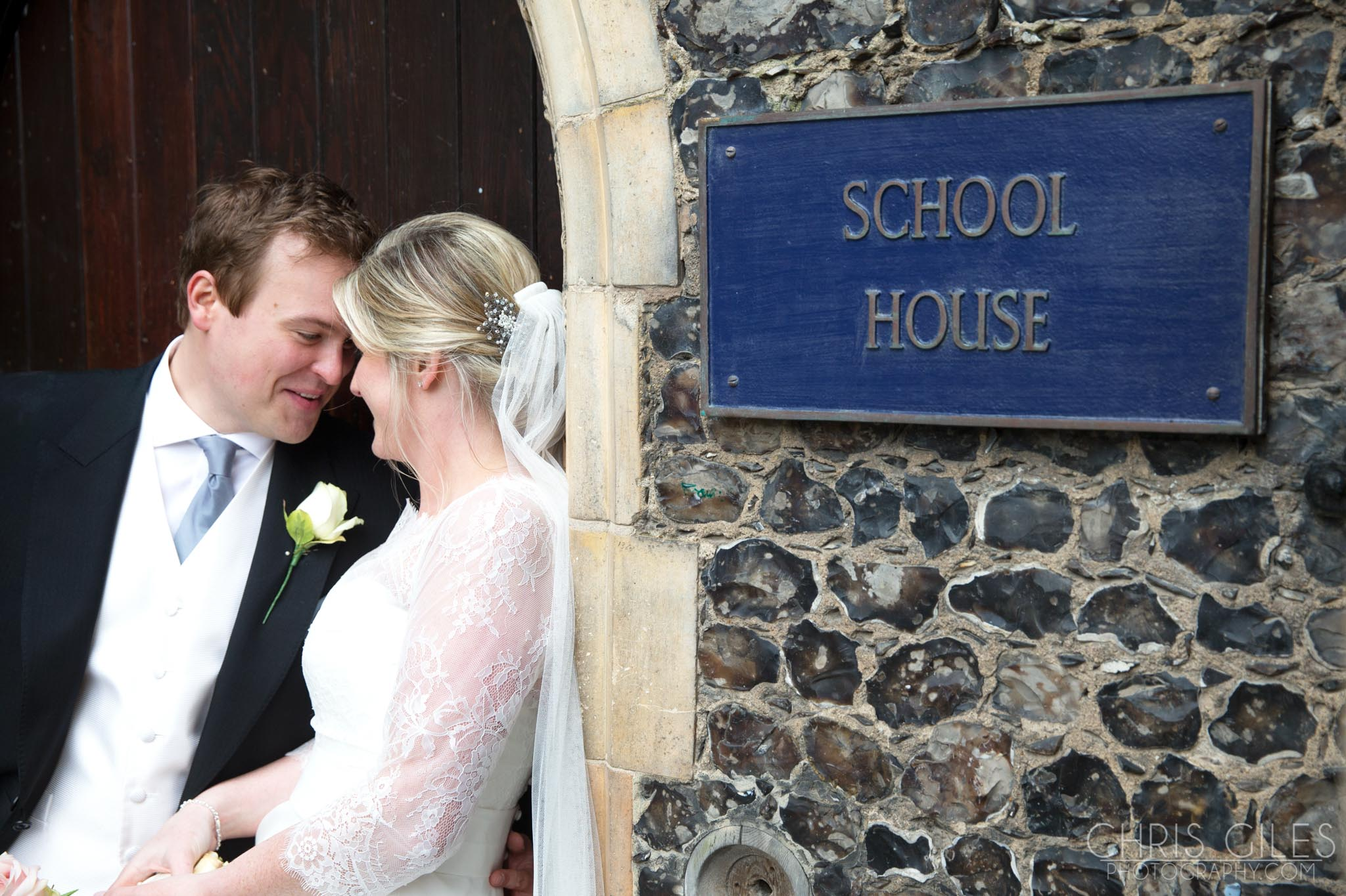 Brighton College Wedding
