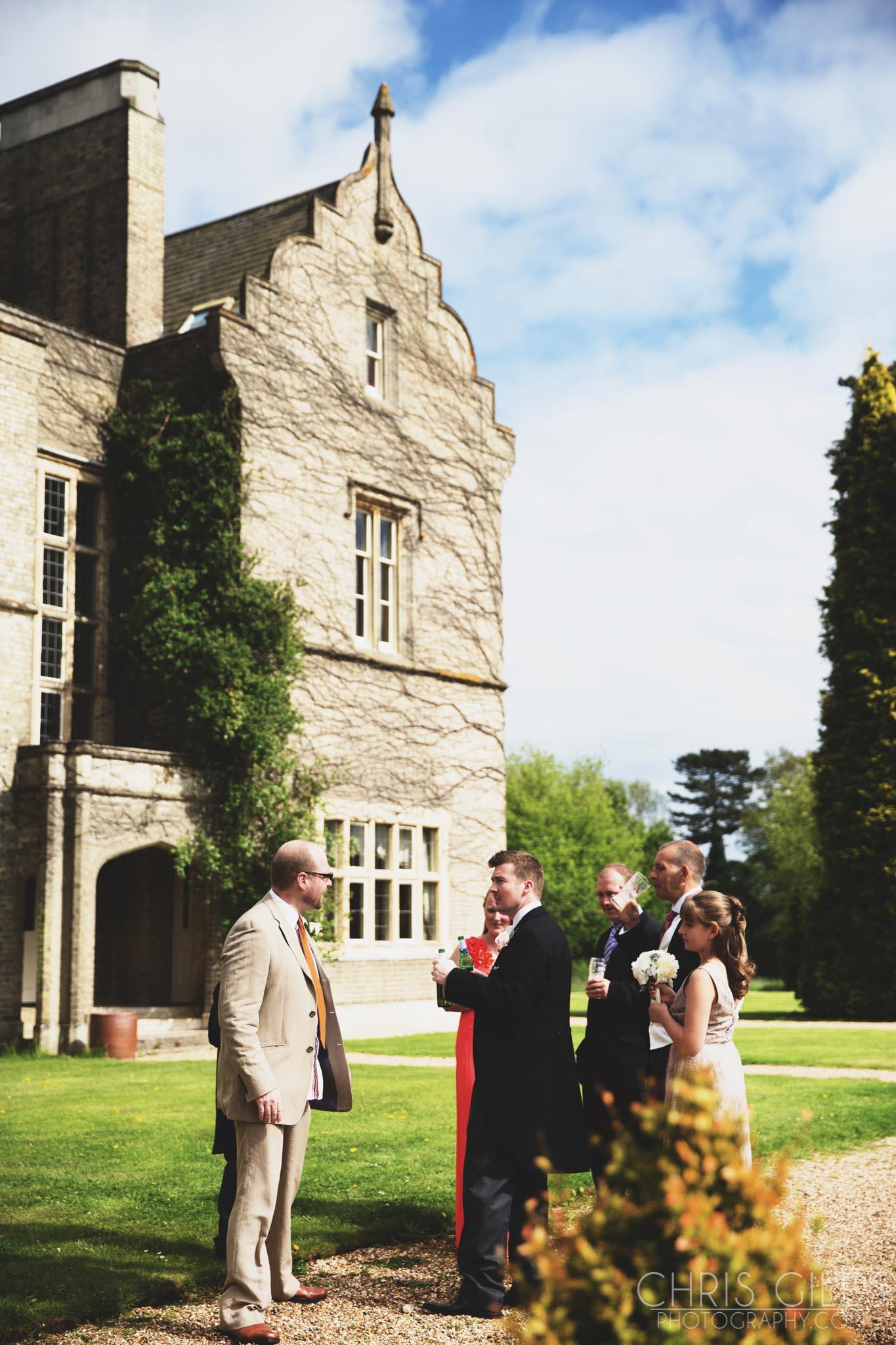 Shendish Manor Wedding