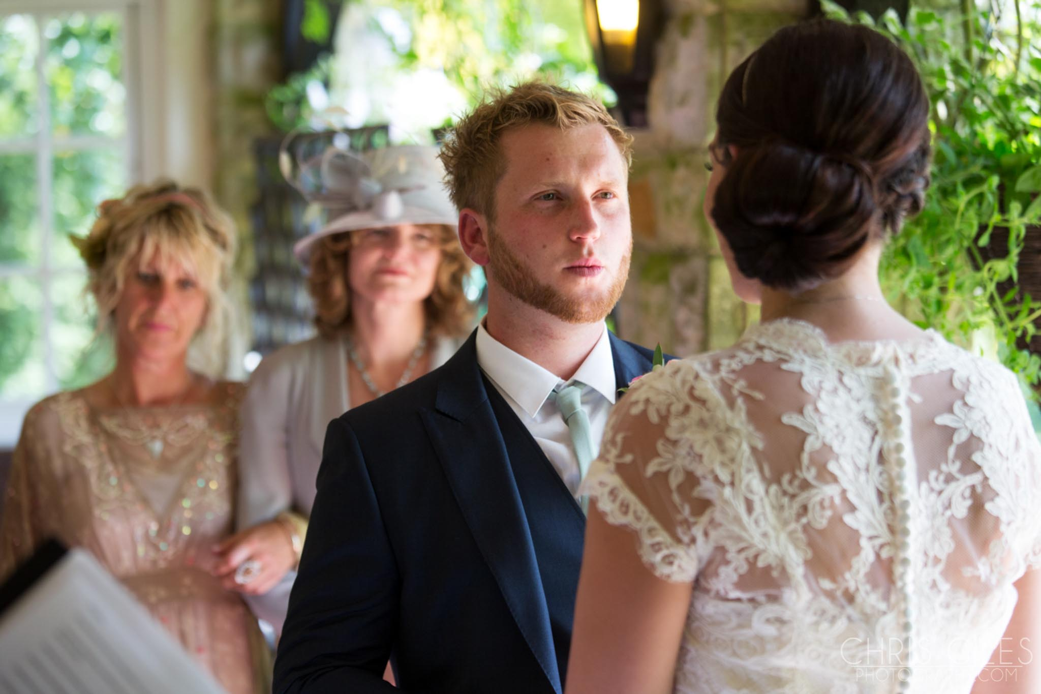 Ashdown Park Wedding