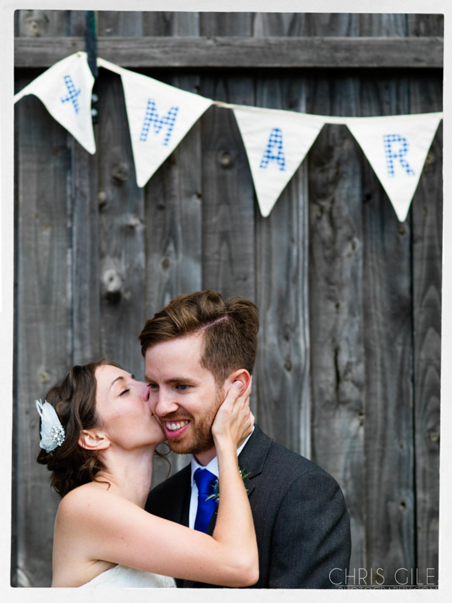 Fitzleroi Barn Wedding