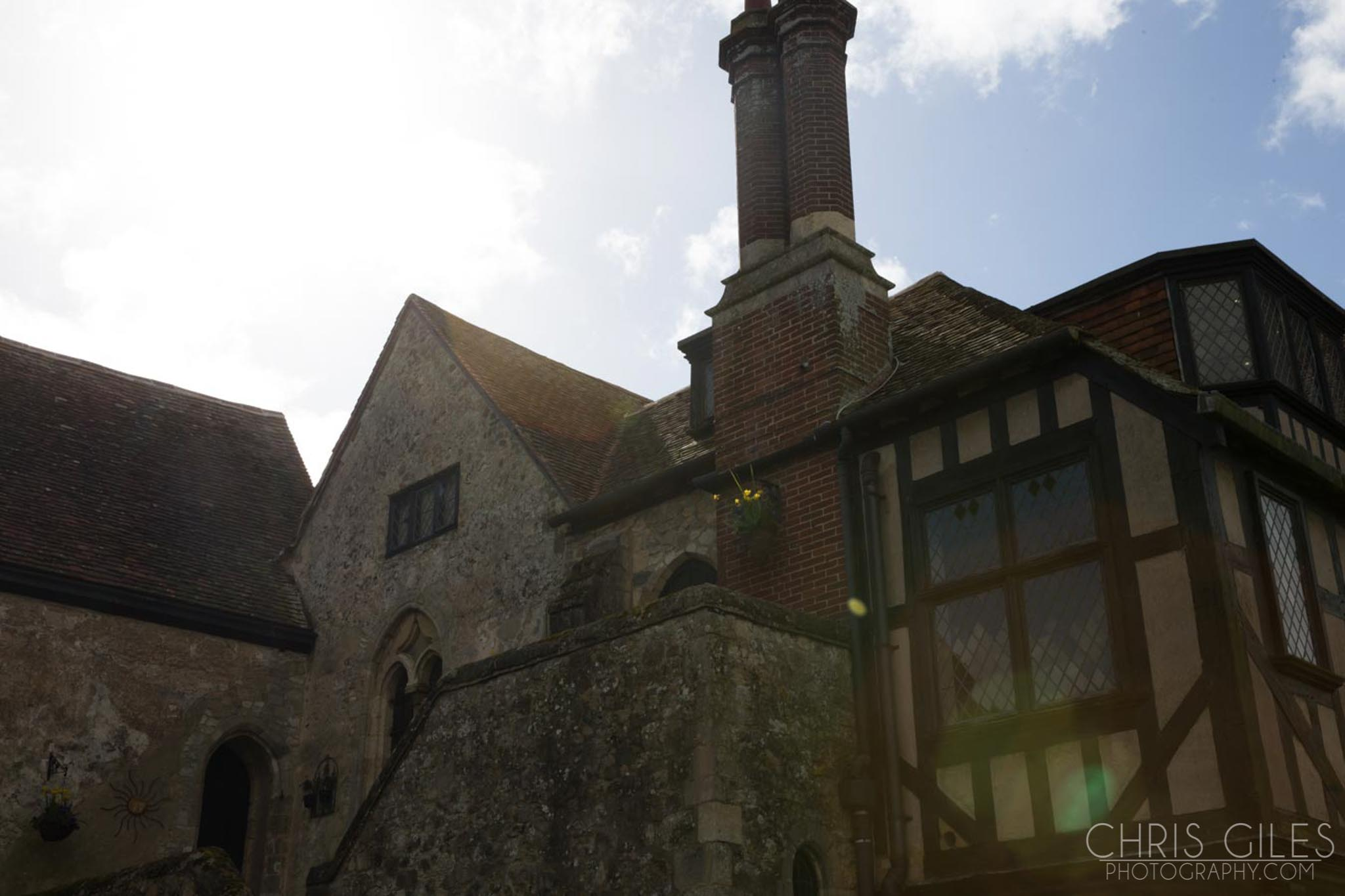 Amberley Castle Wedding