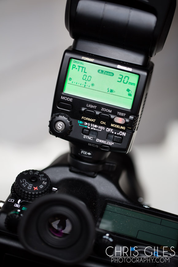 The MkI version of the Pentax 540 FGZ has the perfect mix of intuitive menu system and buttons without the multi level complexity of the Canon 600EX-RT because other things are set to buttons on the flash. But Pentax no longer makes it. Plenty around but still...