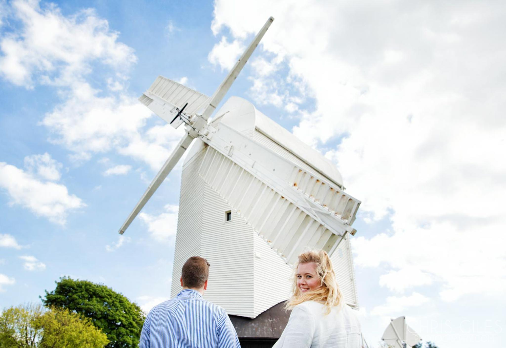 Windmill Wedding