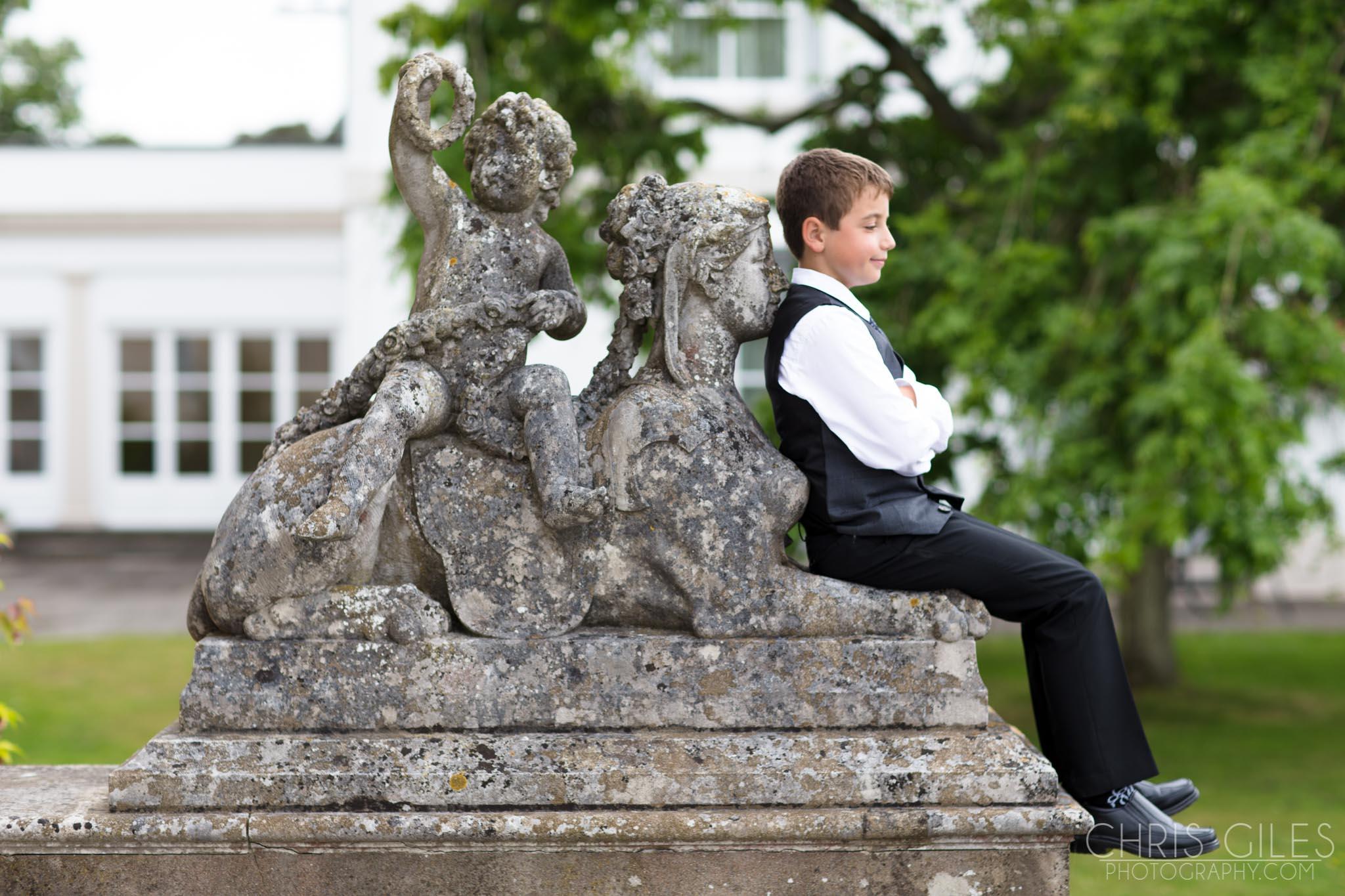 Buxted Park Wedding