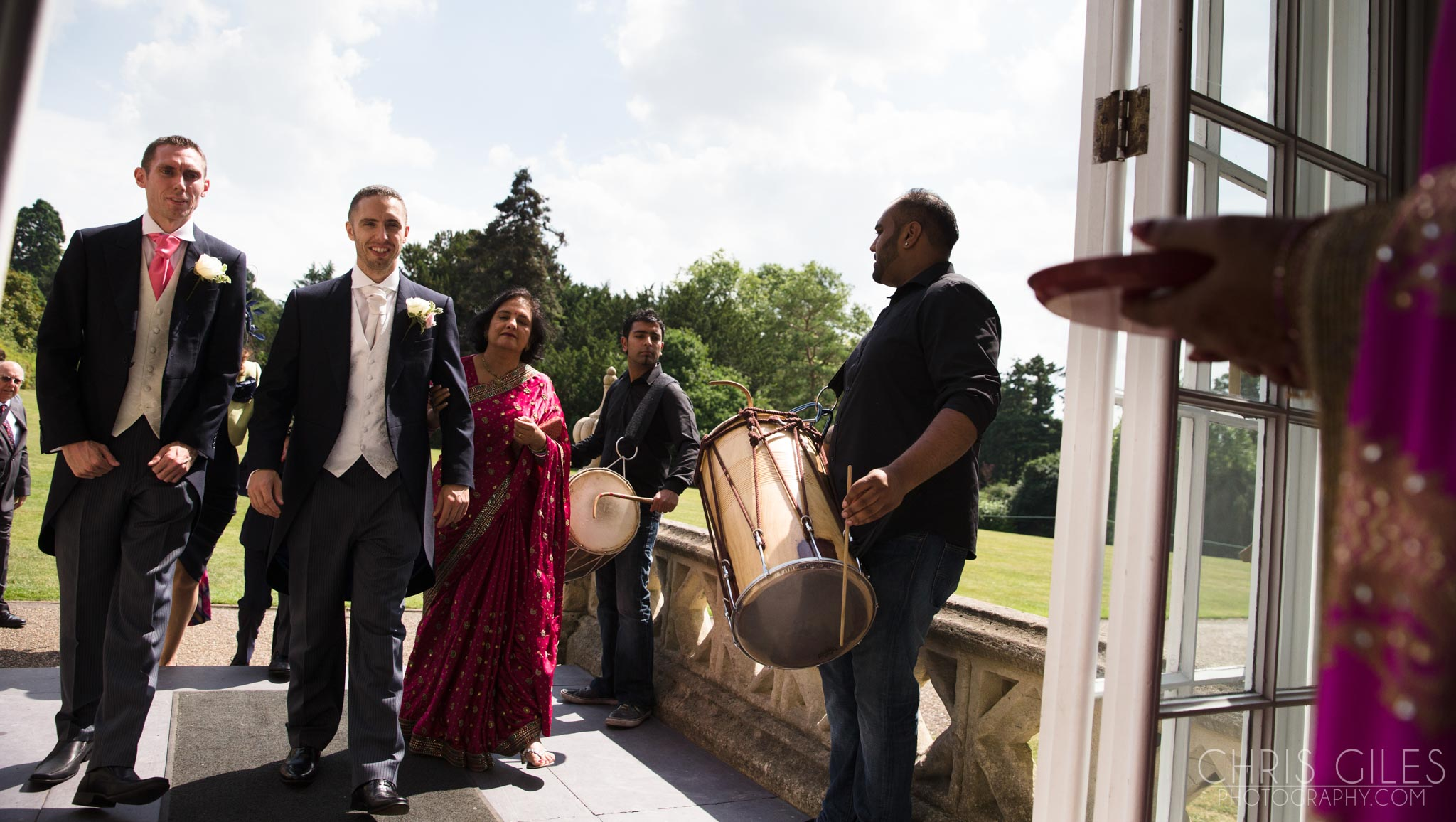 Hindu Fusion Nonsuch Wedding