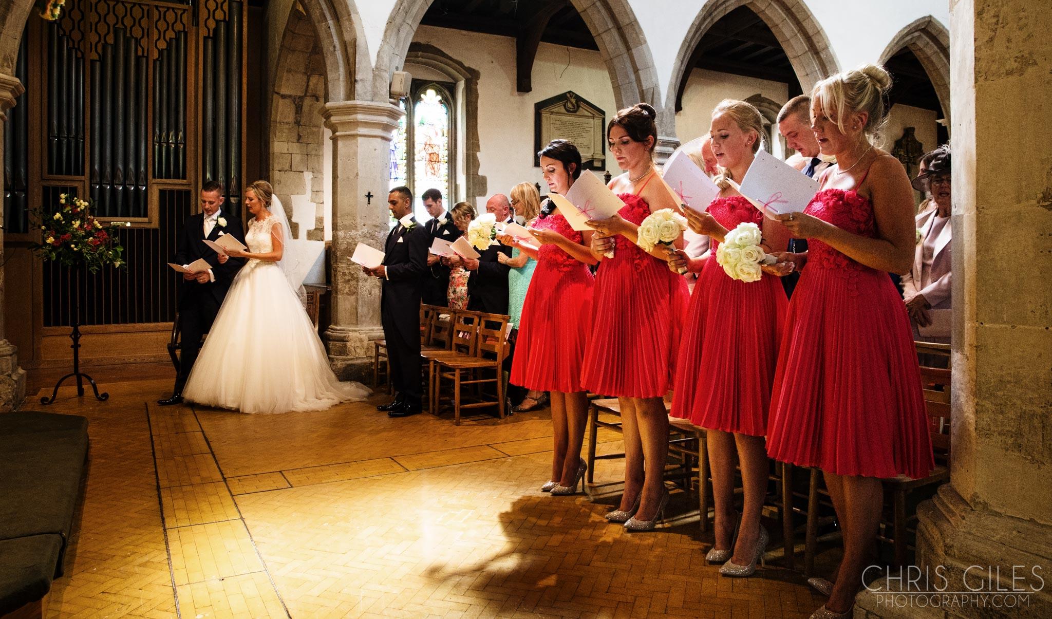 Latimer Place Wedding