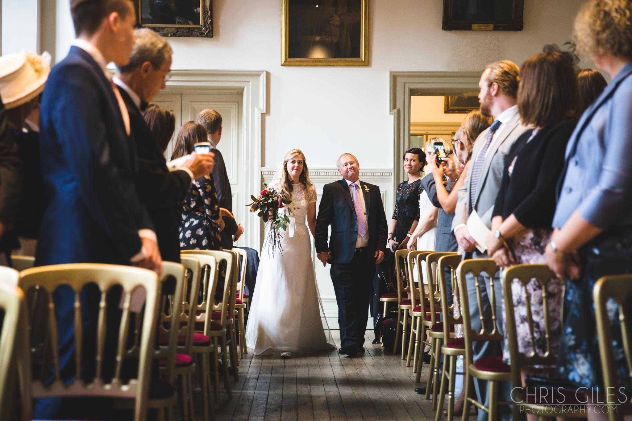 Royal Geographical Society Wedding
