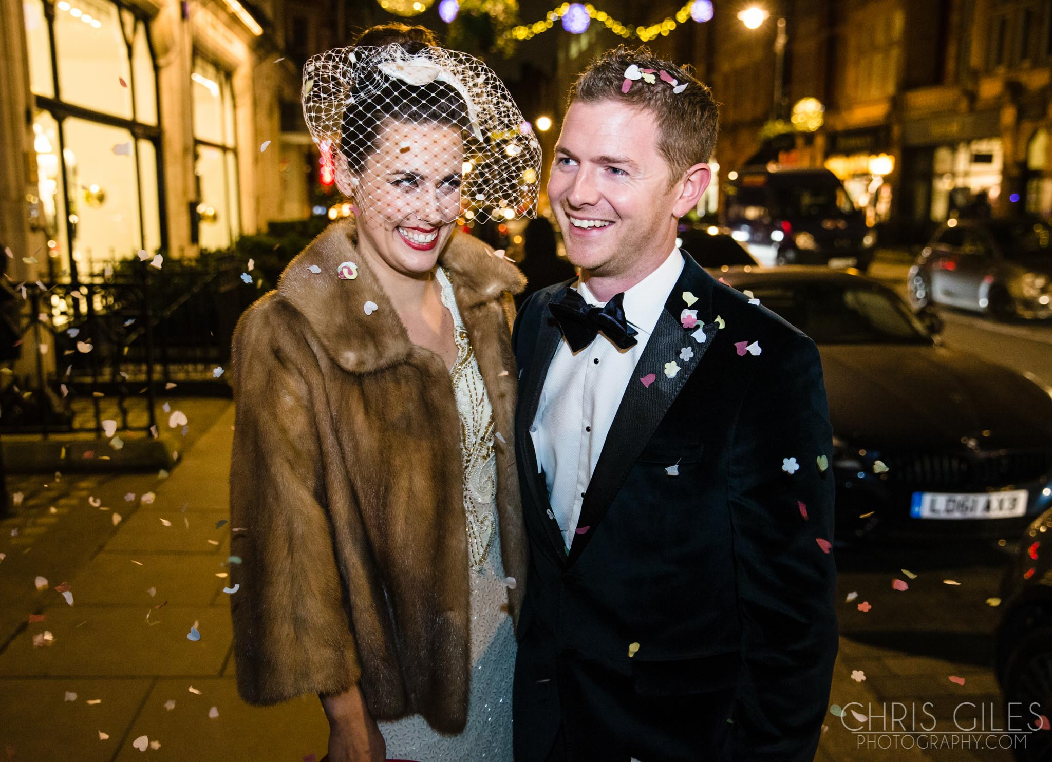 Brixton East and Mayfair Library Wedding