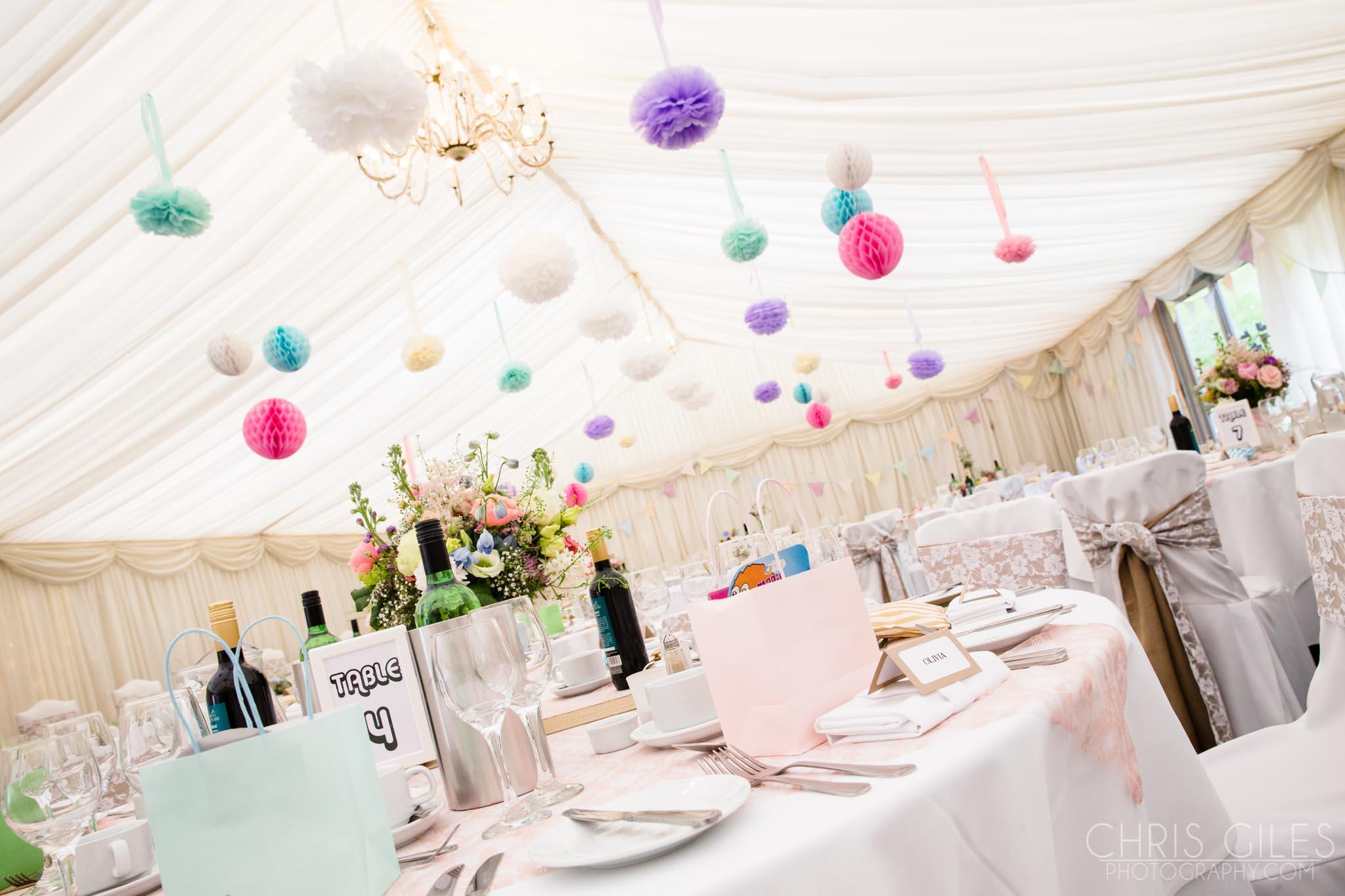 Donnington Castle Wedding