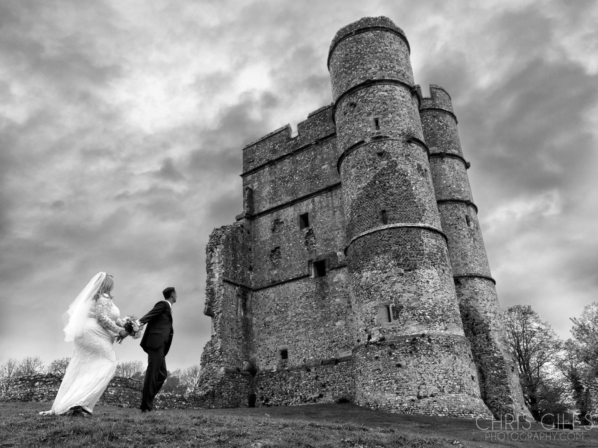 Donnington Castle Wedding