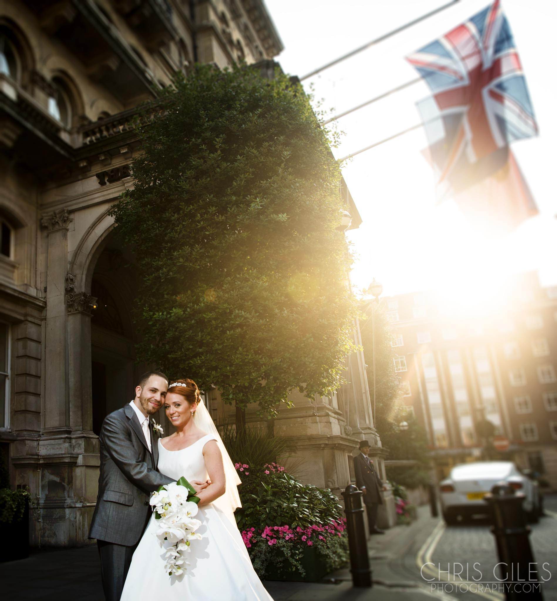 Langham Hotel London Wedding