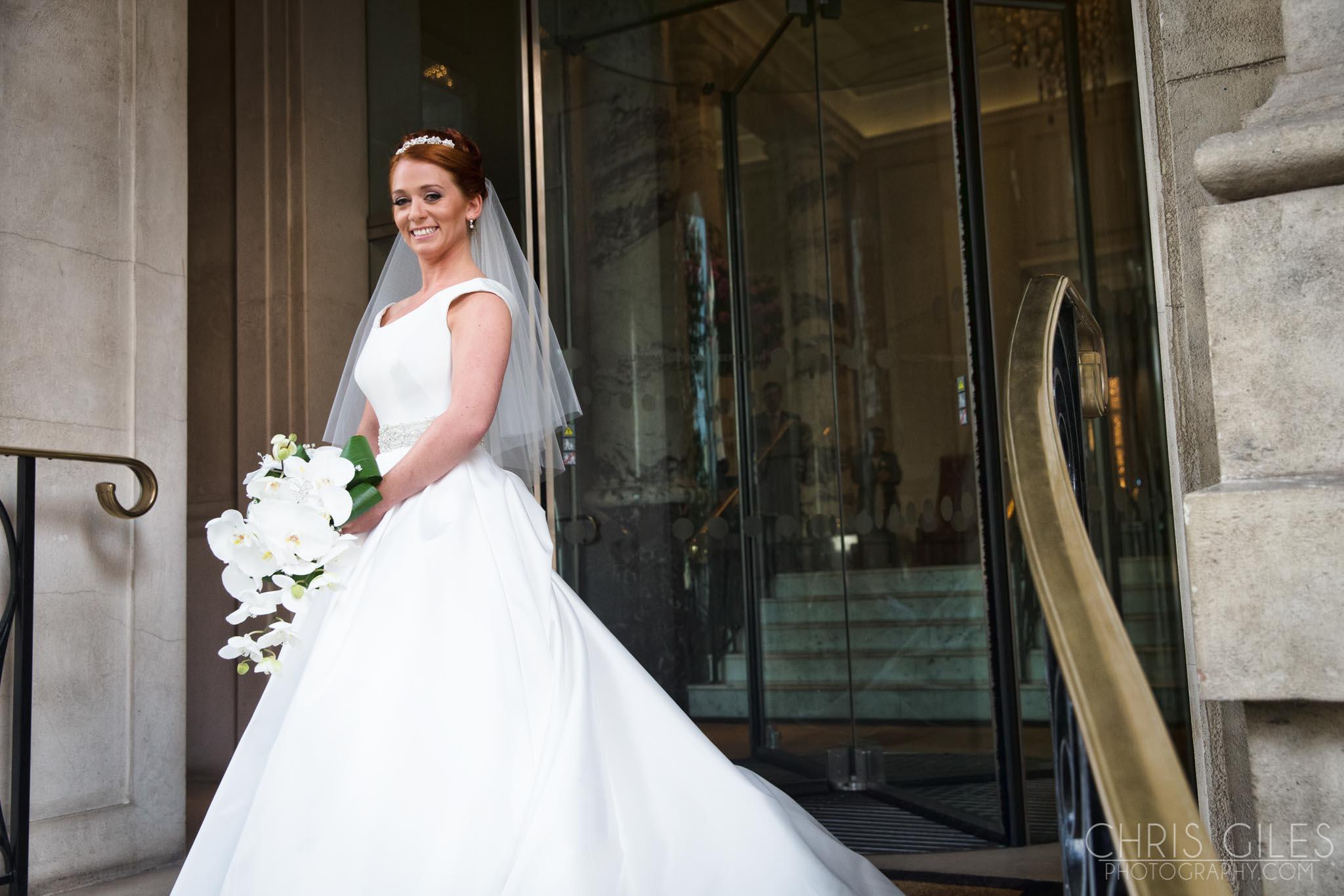 Langham Hotel London Wedding