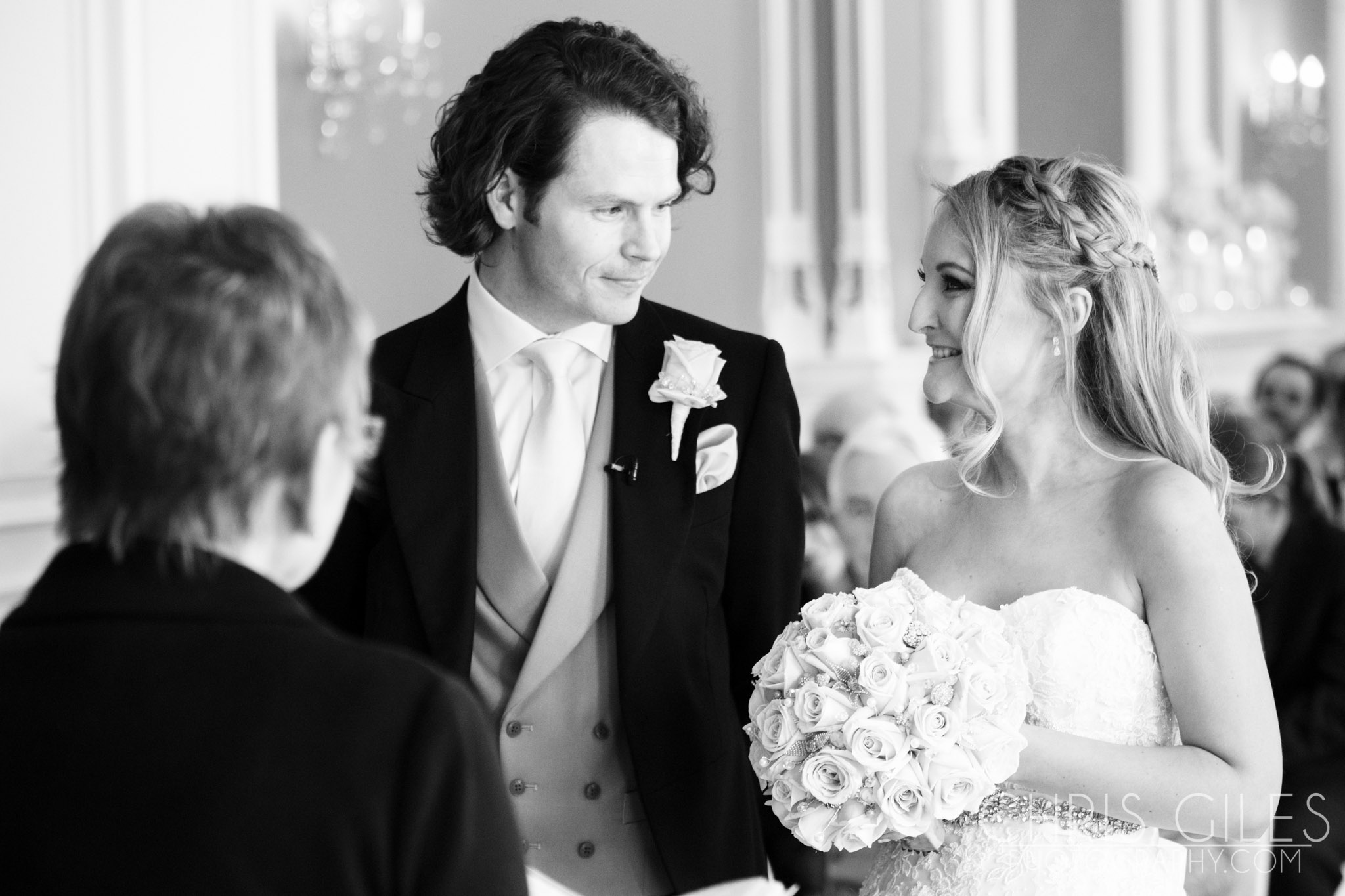 Oakley Hall Hotel Wedding