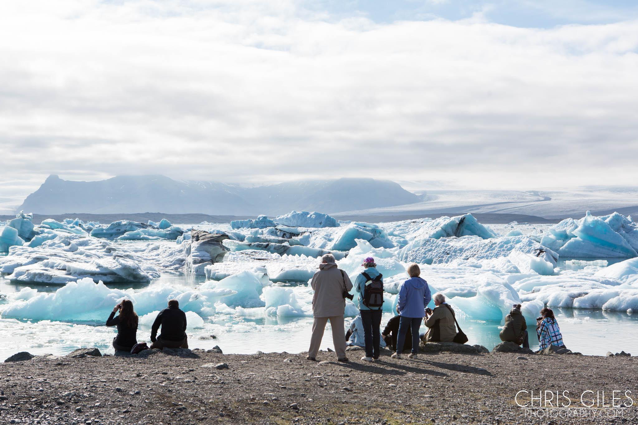 Jokulsarlen Iceberg Lagoon