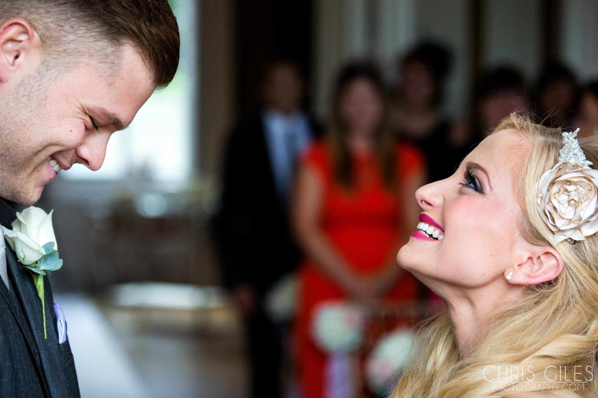 A Wedding at Nonsuch Mansion