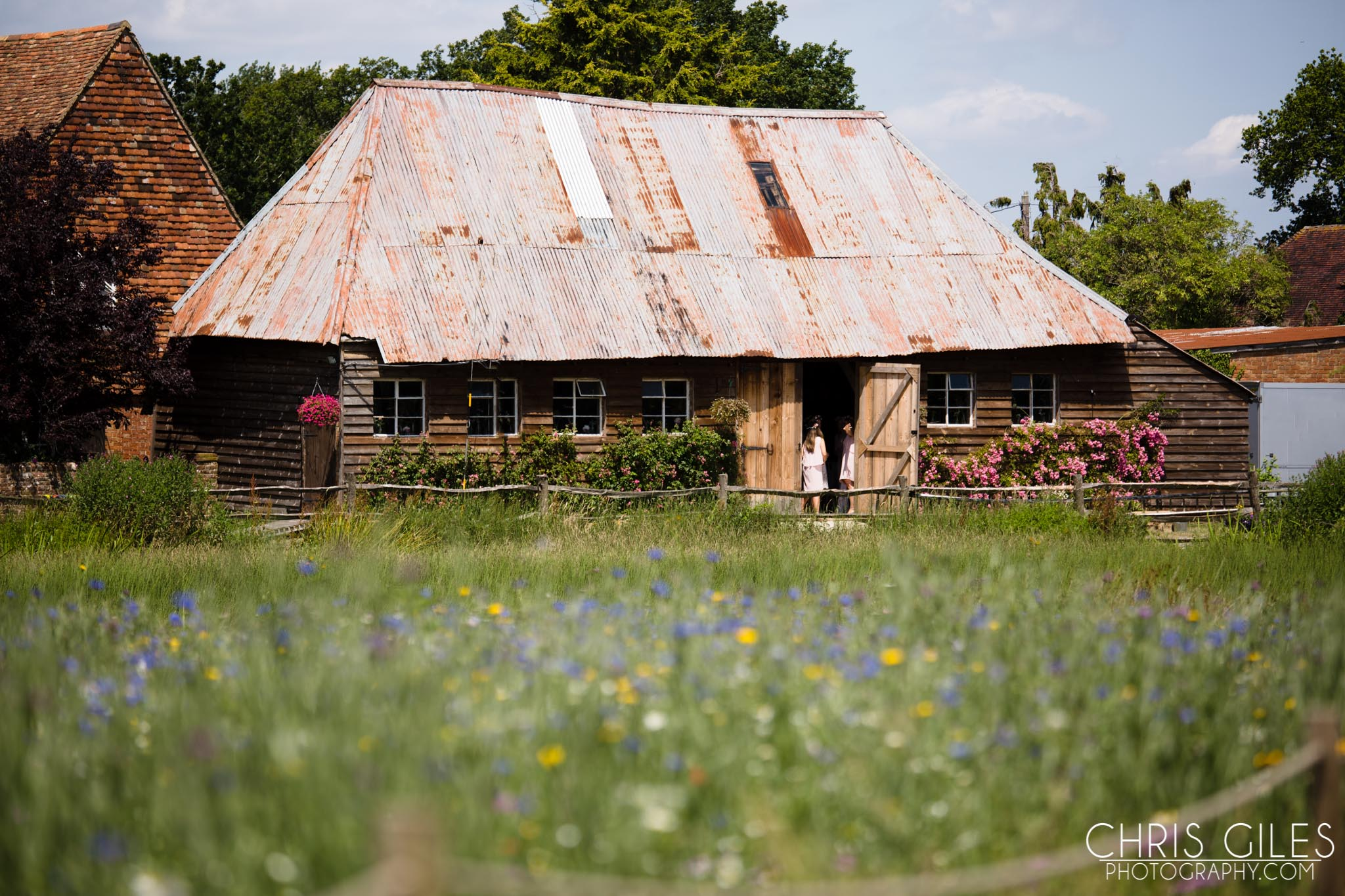 House Meadow Wedding