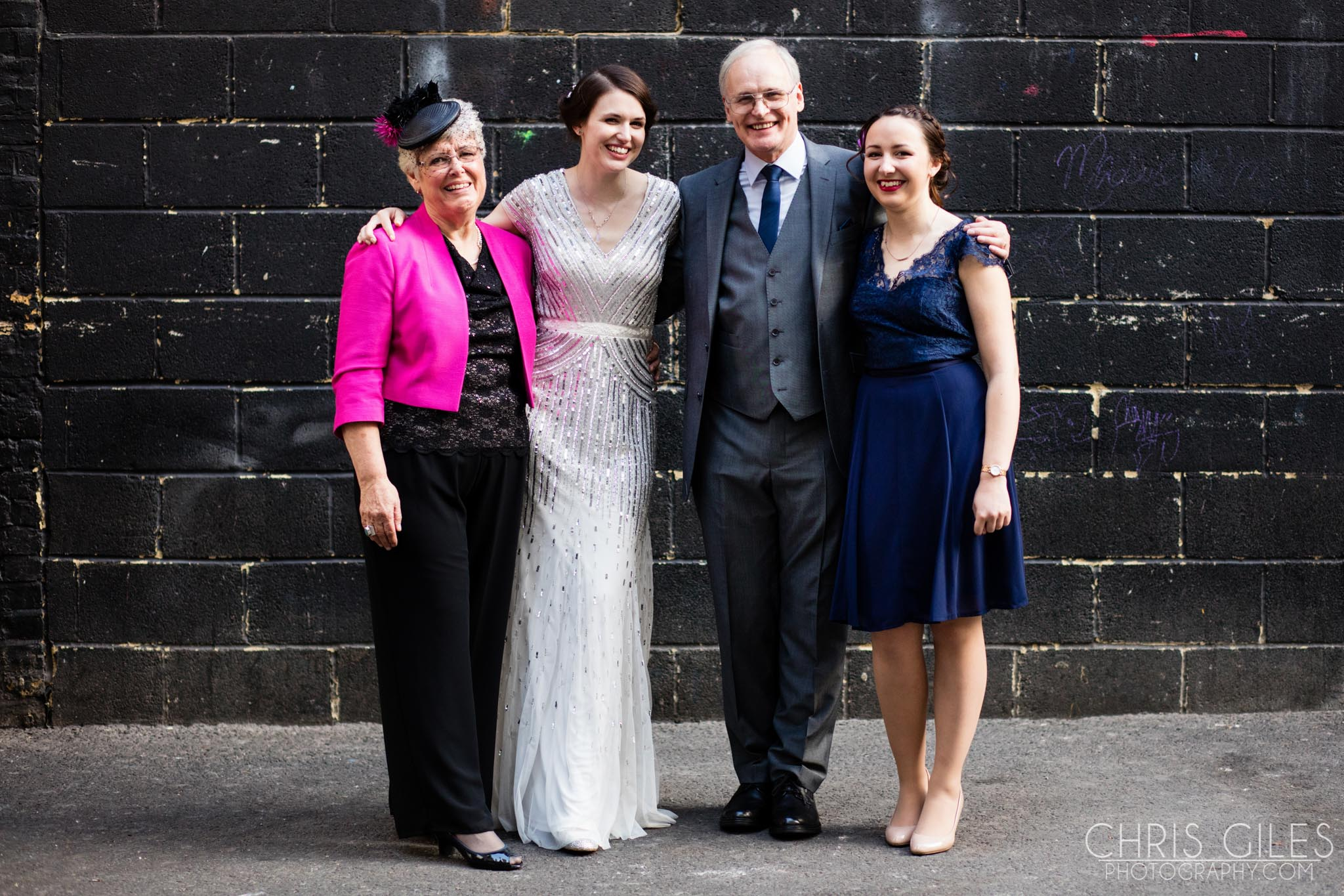 Islington Metal Works Wedding