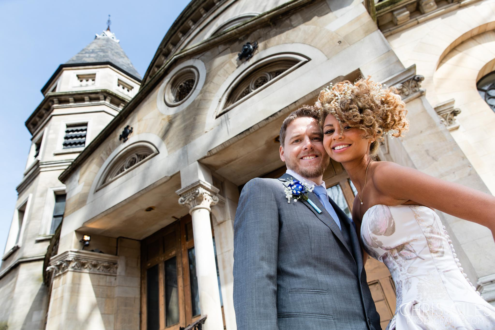 Hackney Round Chapel Wedding