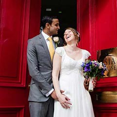 Asia House Wedding London