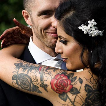 Fusion Wedding at Nonsuch Mansion