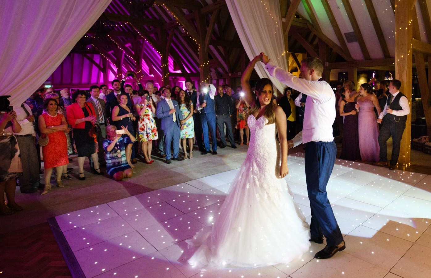 The Old Kent Barn Wedding Venue Photography