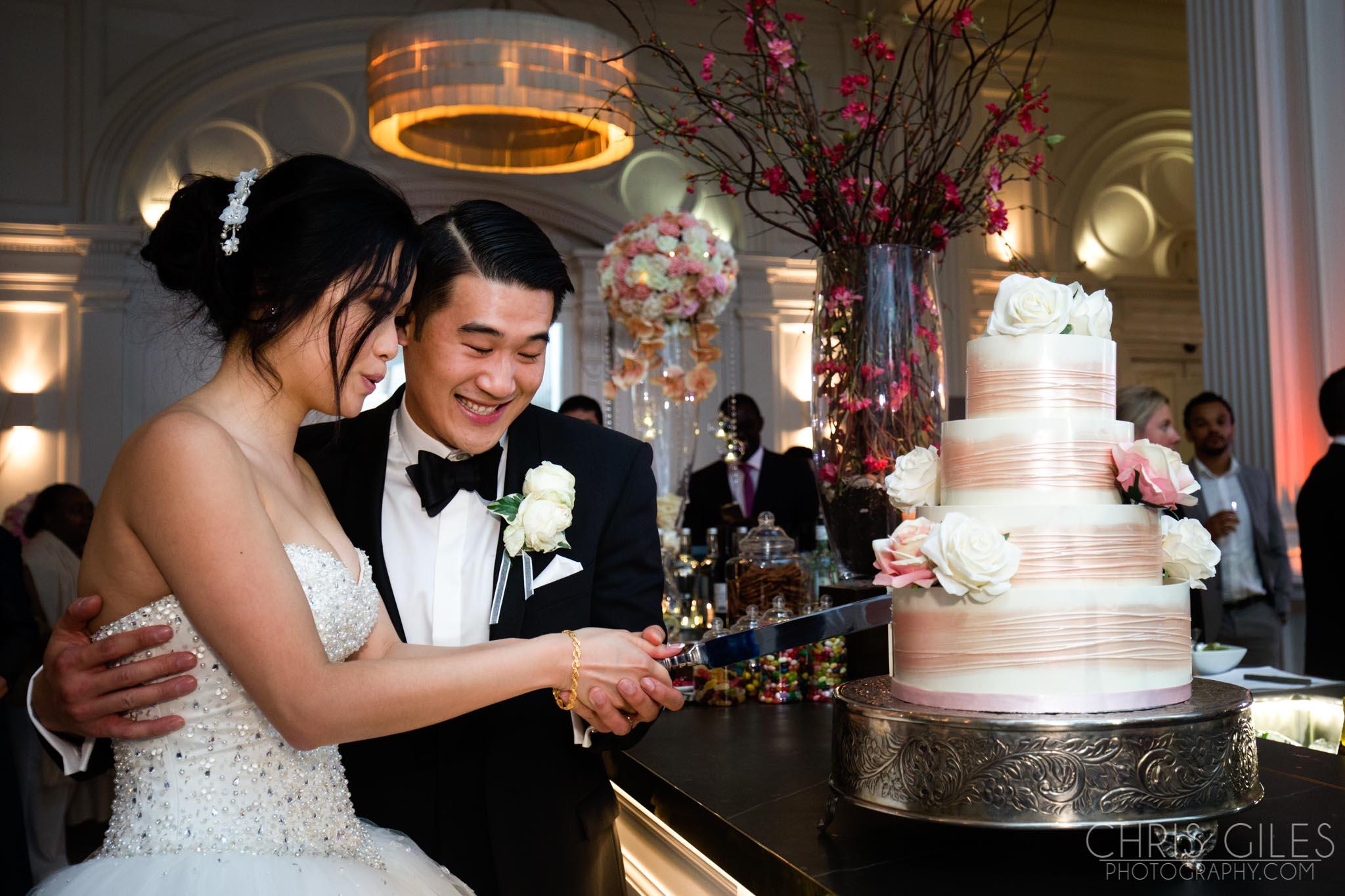 Andaz Hotel Wedding Photography