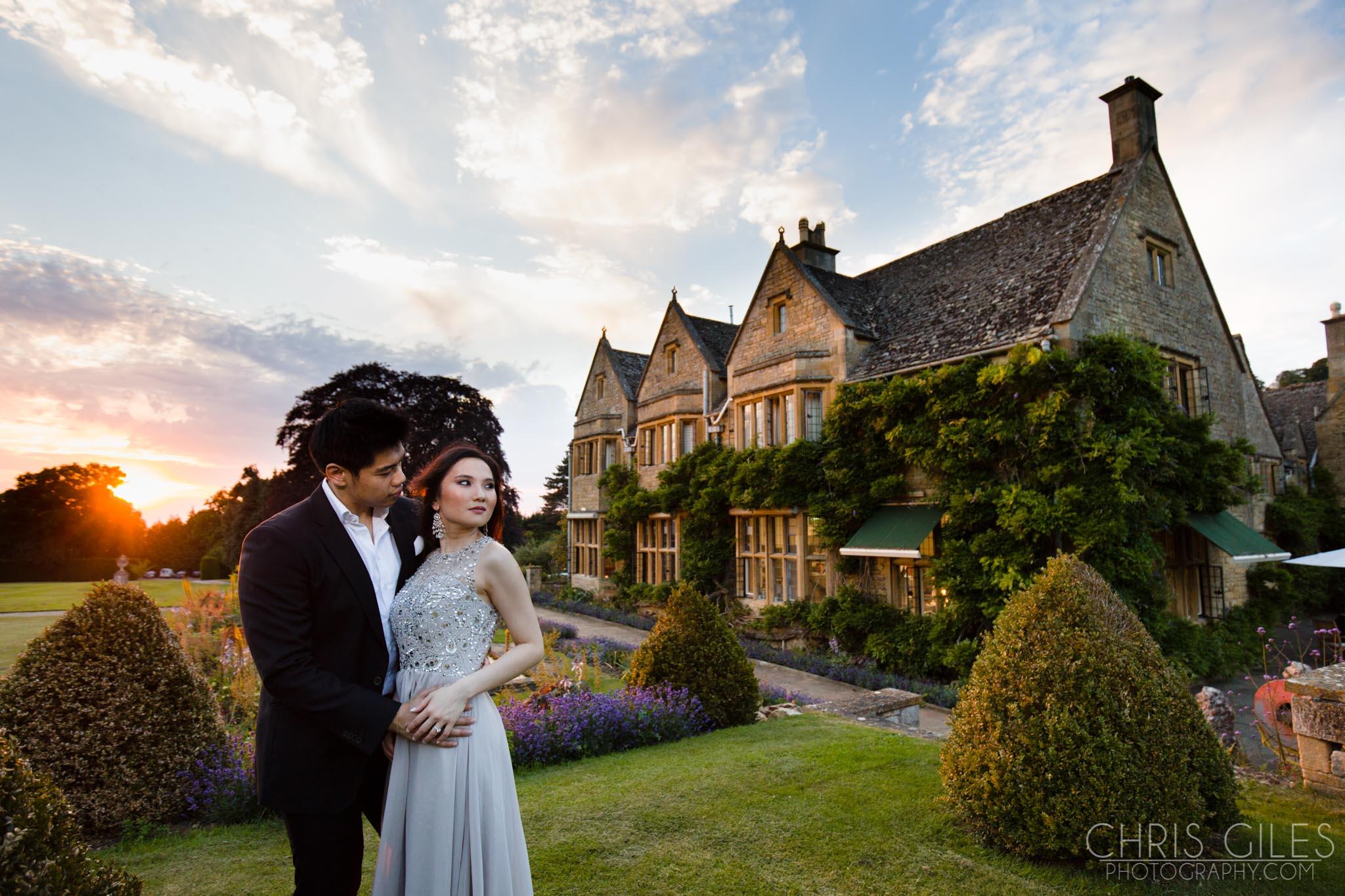 Buckland Manor Wedding