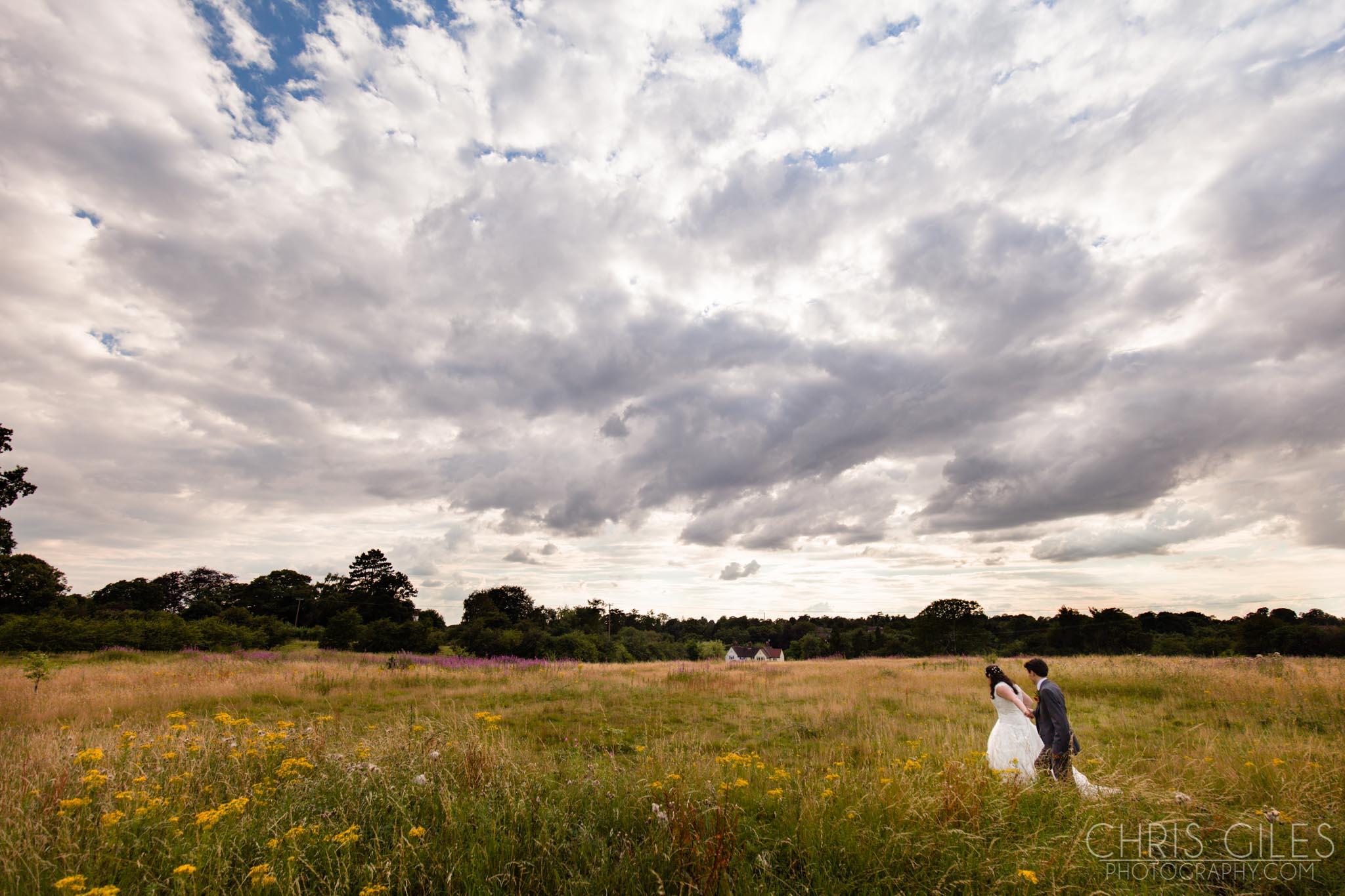 Gorsefield Rural Studies Centre Wedding