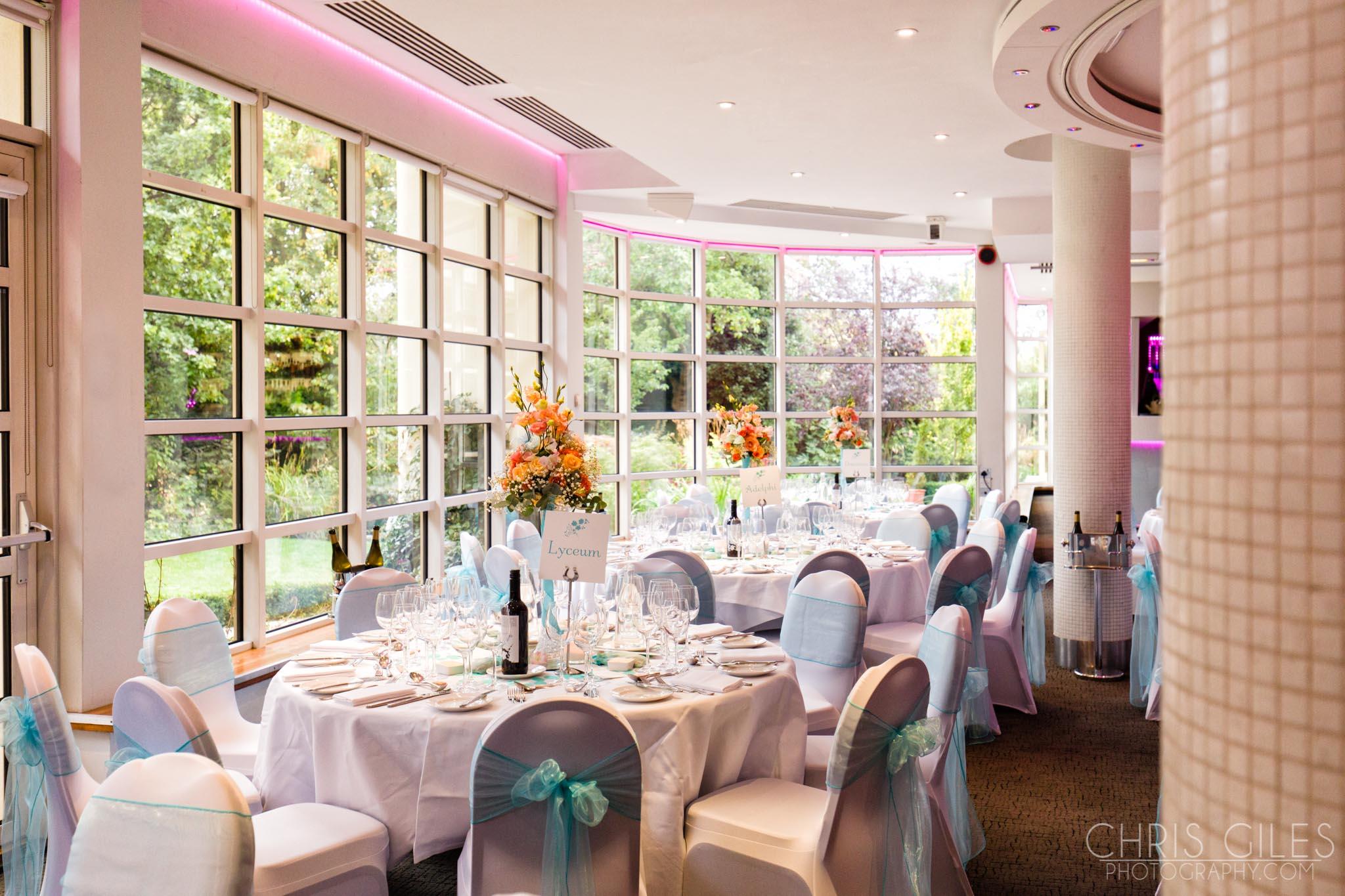 Kensington Roof Gardens Wedding Photography