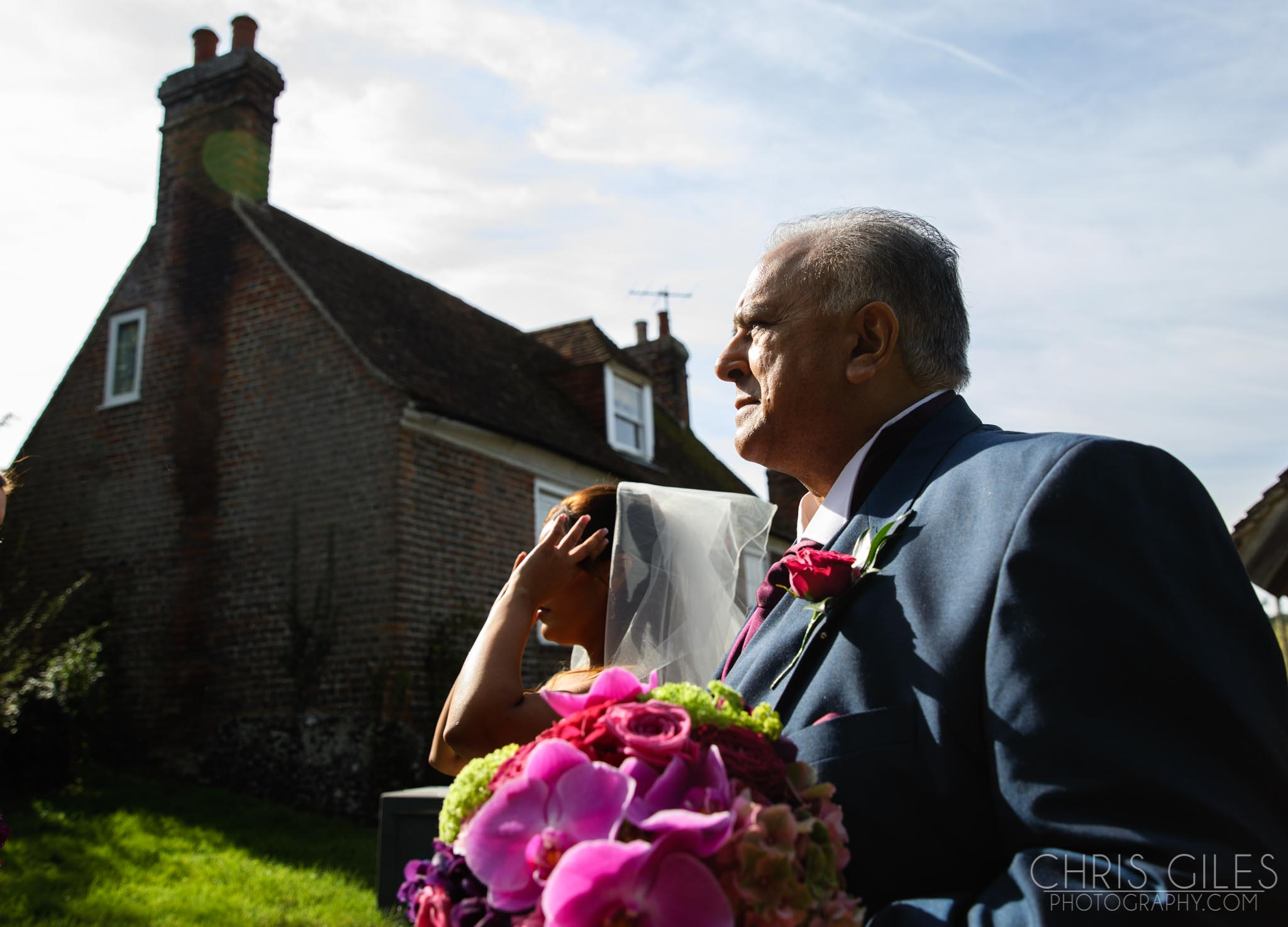Old Kent Barn Wedding Photography