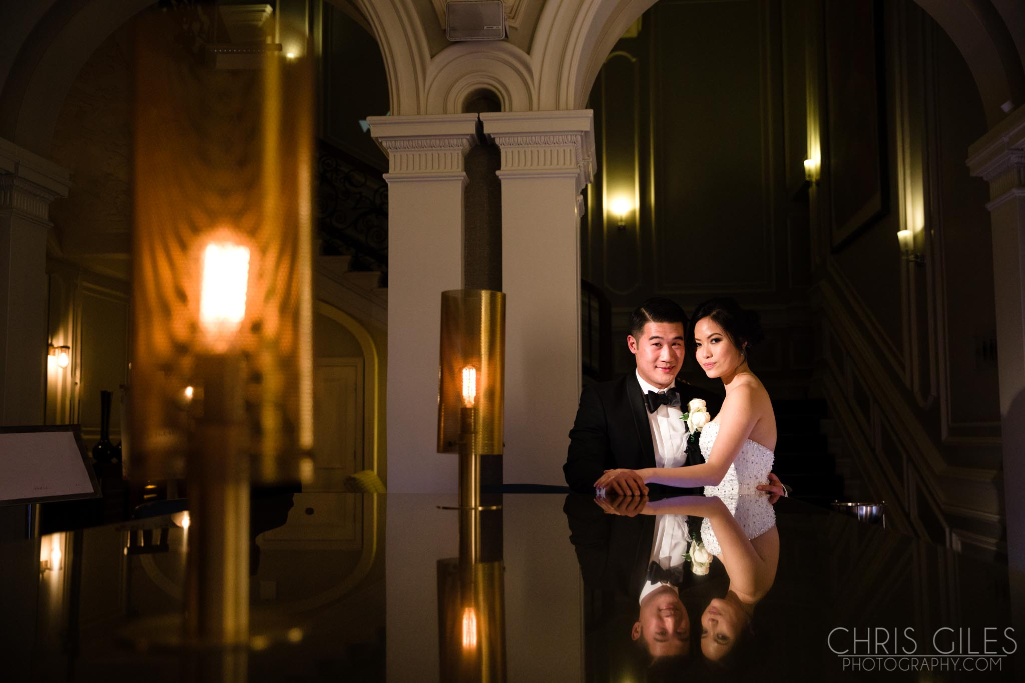Skibo Castle Wedding