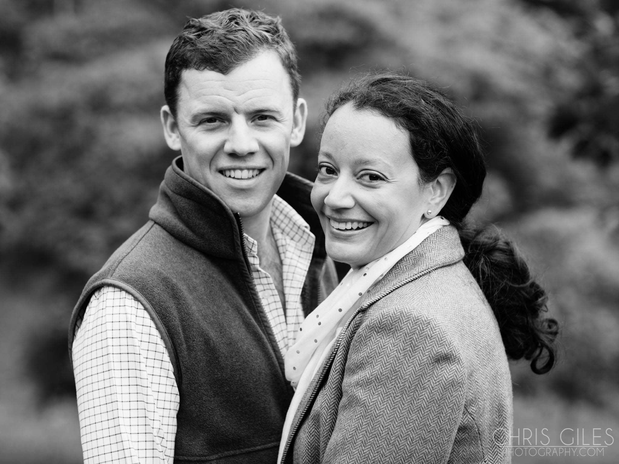 Virginia Water Couples Shoot