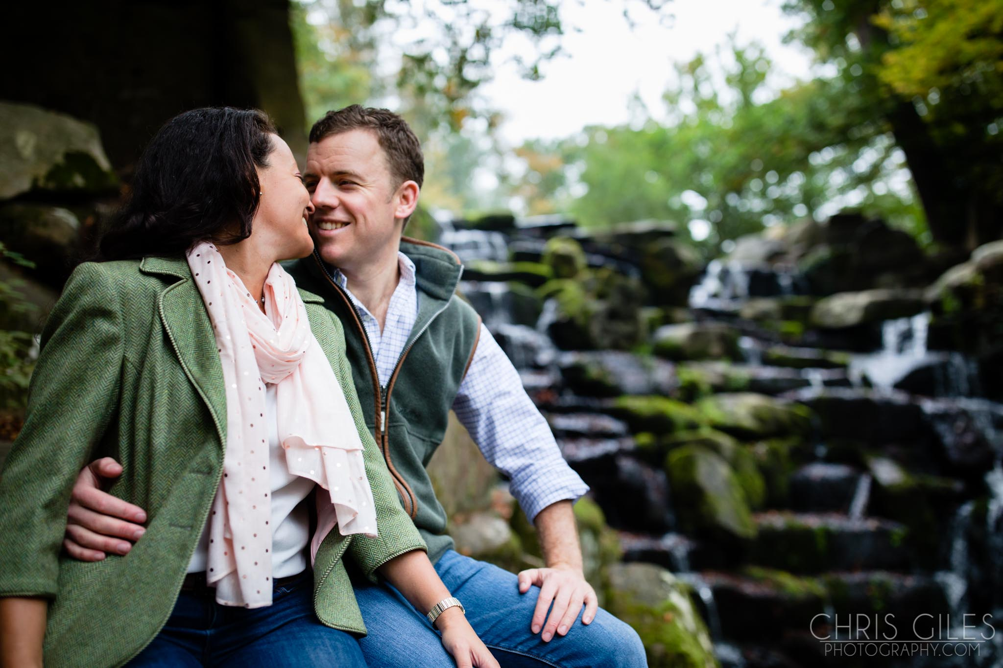 Virginia Water Couples Shoot
