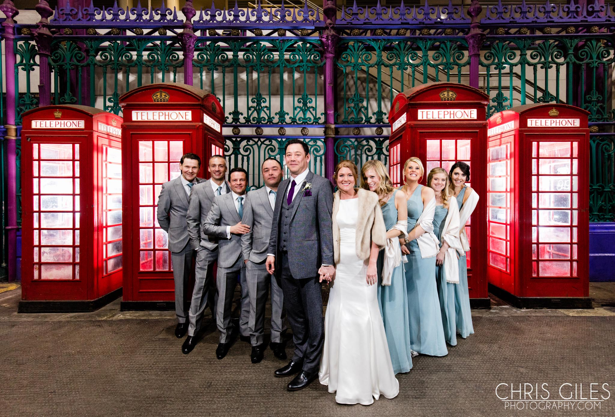 London Wedding at Mai Maison