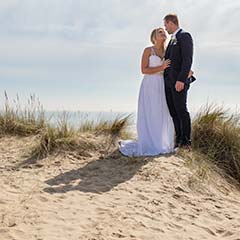 Wedding at the Gallivant, Camber Sands