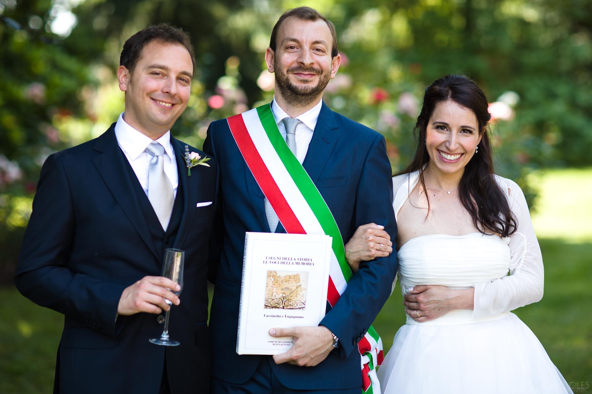 Italian formal photo