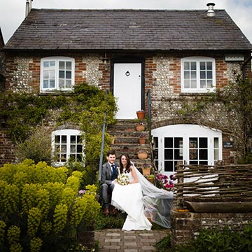 Upwaltham Barns Wedding