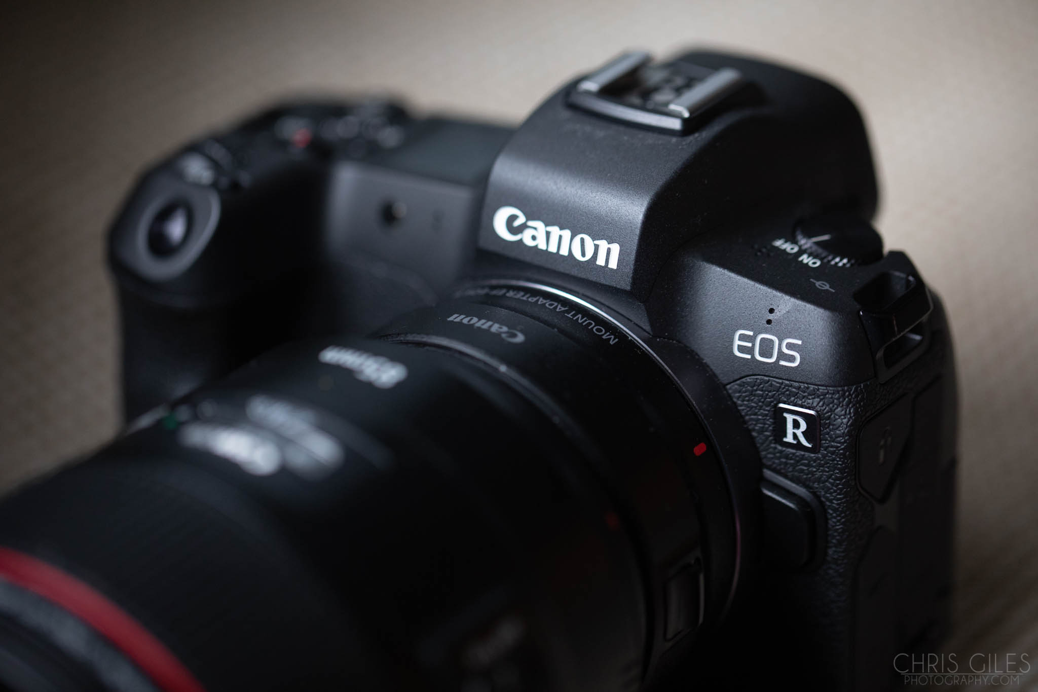 Canon EOS R Mirrorless Review for Weddings - Chris Giles