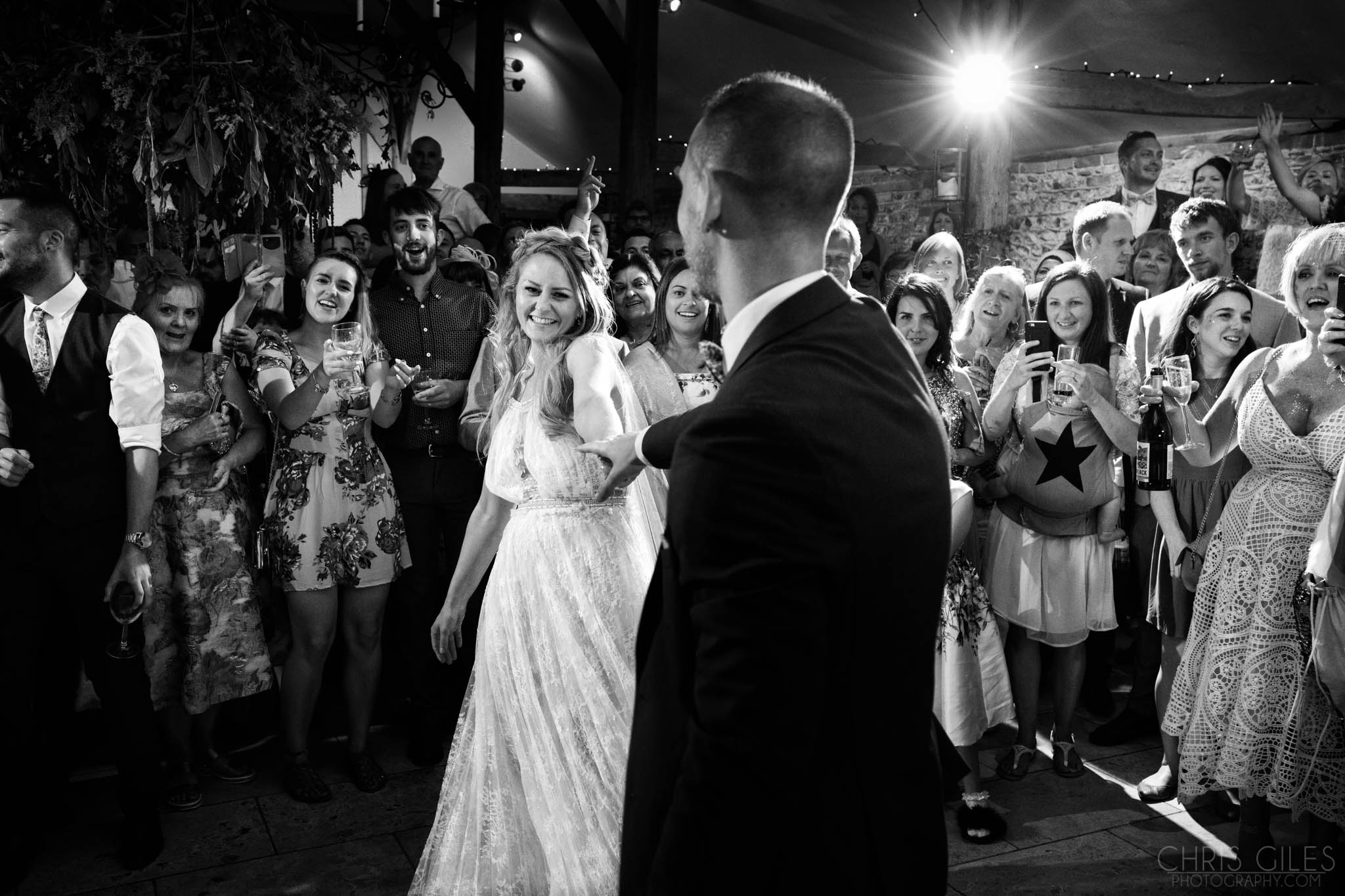 Upwaltham Barns June Wedding
