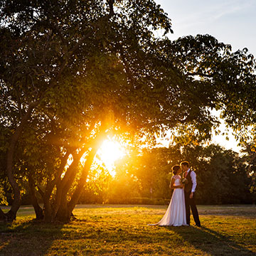 Mapledurham Estate Wedding