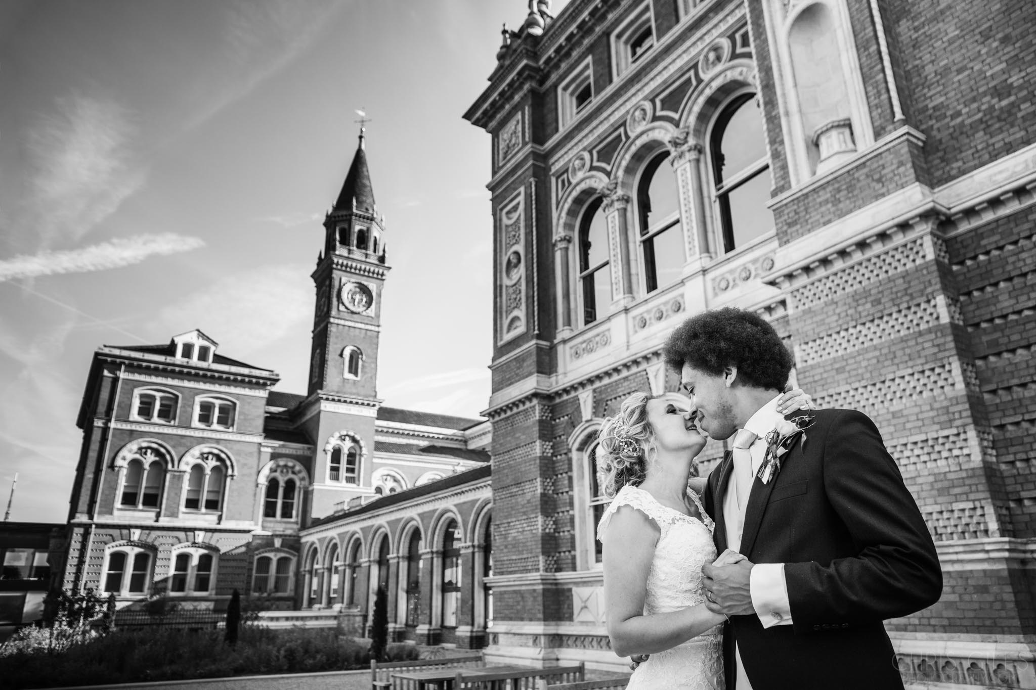 Wedding photos from Dulwich College
